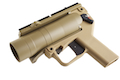 Madbull AGX Pistol BB / Paintball Launcher - Light Version (Tan)