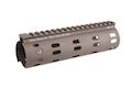 Madbull Daniel Defense Licensed Modular Float Rail 7inch - TAN