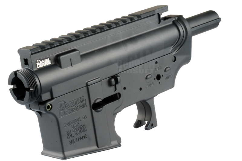 Madbull Daniel Defense DDM4 Metal Body (with Ultimate Hop Up Unit)