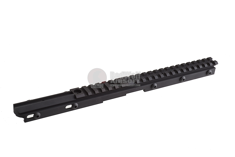 Madbull PRI Carbine Length PEQ Top Rail 7inch