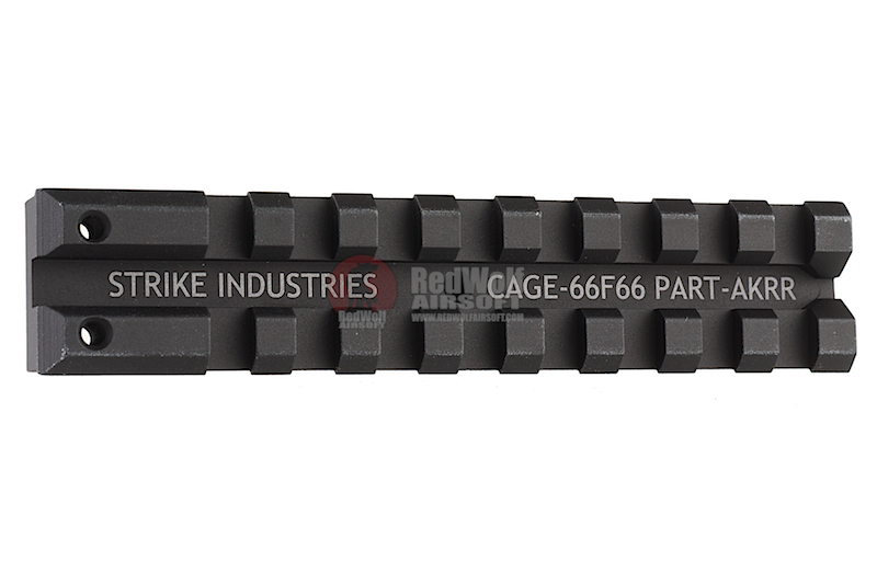 Strike Industries AK Rear Sight Rail Mount