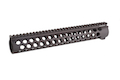 Madbull Troy Licensed TRX BattleRail 13 inch w/ 3 bonus Quick-Attach Rail Sections.