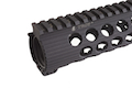 Madbull Troy Licensed TRX BattleRail 7 inch w/ 3 bonus Quick-Attach Rail Sections.
