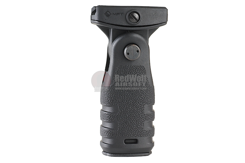 MFT React Folding Grip (RFG). Allows either vertical or horizontal position - BK