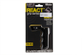 MFT React Magwell Grip (RMG). Allows less effort to direct muzzle - BK