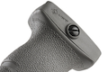 MFT React Short Vertical Grip (RSG). Minimal low profile grip - GREY