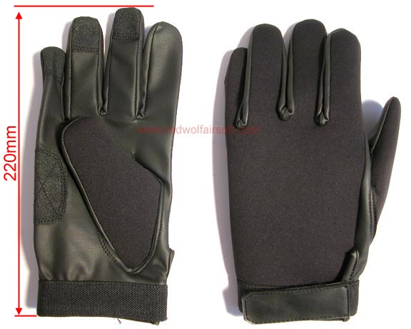 Milspex Tactical Leather Gloves (S)<font color=red> (Holiday Blowout Sale)</font>
