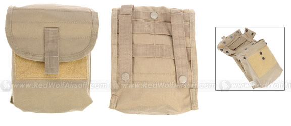 Milspex Tactical Utility Pouch (Tan)