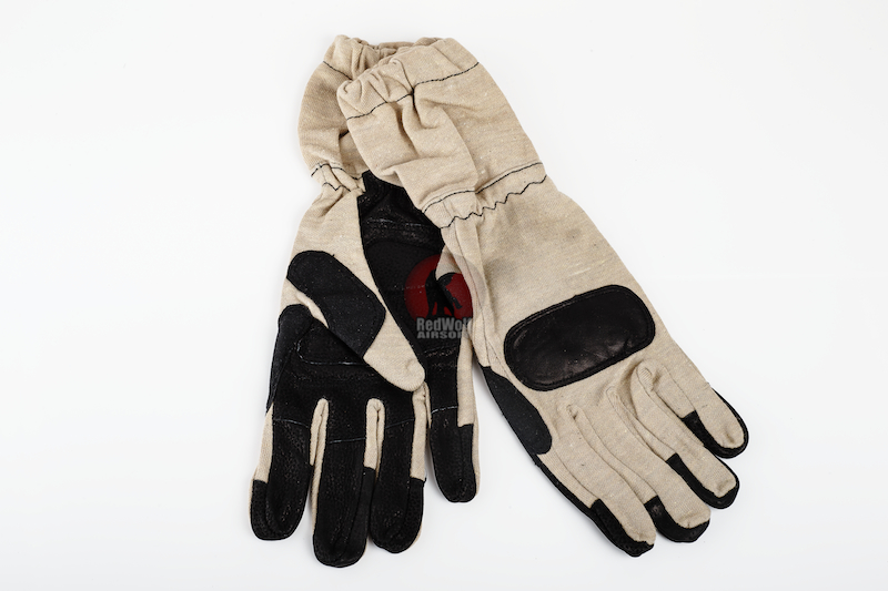 Milspex Kevlar Operator Gloves Tan (L)<font color=red> (Clearance)</font>
