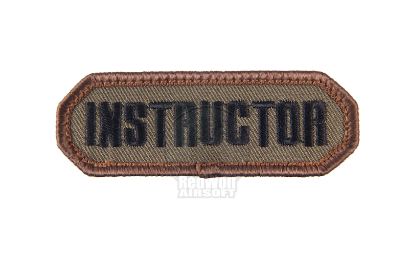 MSM Instructor Patch - Forest