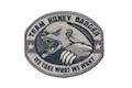 MSM Honey Badger Patch (ACU)