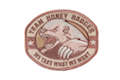 MSM Honey Badger Patch (Desert)