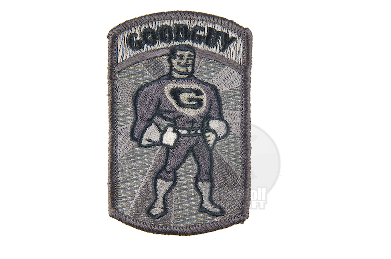 MSM Goodguy Patch (ACU)
