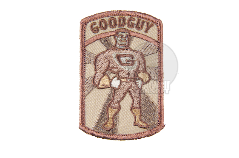 MSM Goodguy Patch (Desert)