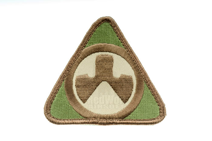 Magpul PTS Dynamics Logo Patch (Dark Green)