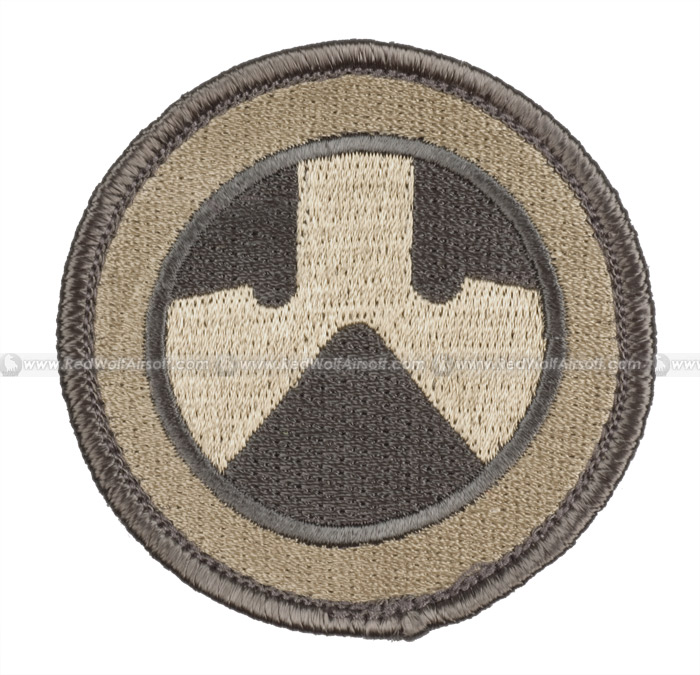 Magpul PTS Logo Patch (Light ACU)