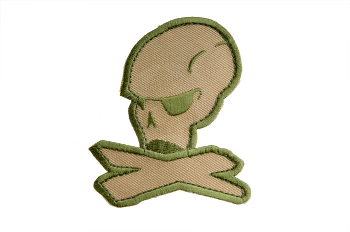 Magpul PTS 10th Anniversary Logo Patch (Desert)