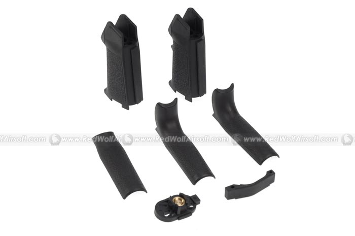 Magpul PTS MIAD Grip (for M4 / M16) (Full Kit) (Black)
