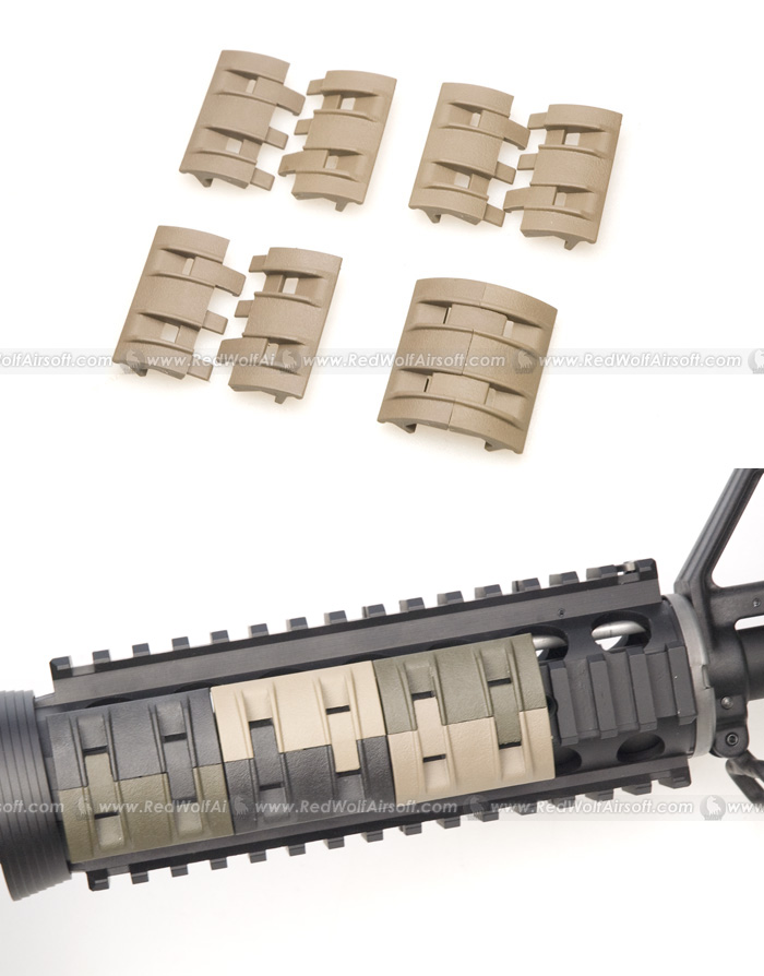 Magpul PTS XTM Rail Panels (DE)