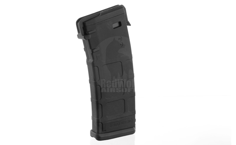 Magpul PTS PMAG M-Version Magazine (Mid Cap 120 Rds) - Black
