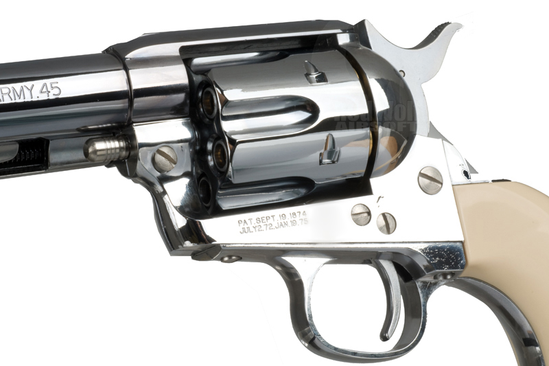 Fotos - Marushin Saa 45 Peacemaker Gas Revolver Click To View Larger ...