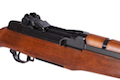 Marushin M1 Garand Tanker Black (6mm Version)<font color=red> (Holiday Blowout Sale)</font>