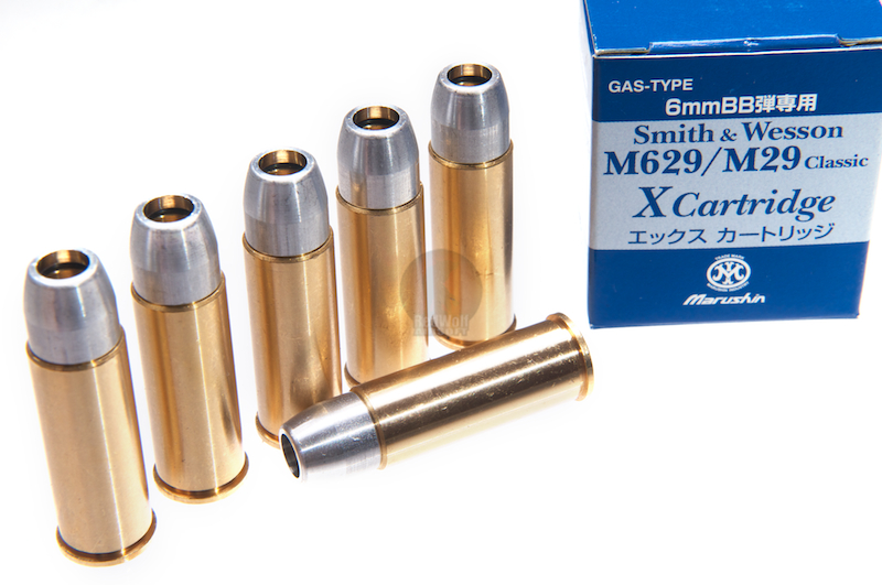 Marushin 6mm Shell for S&W M629 / M29 Classic X Cartridge