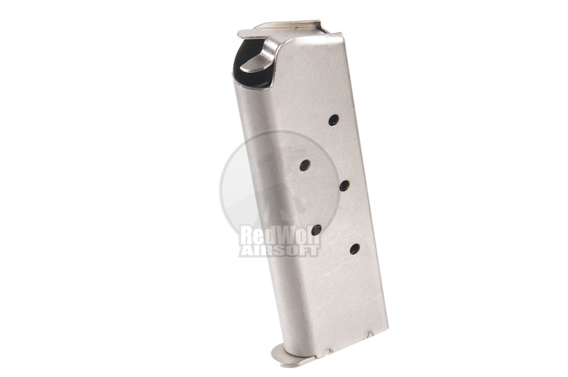 Marushin Government MK4 1911 Model Gun Magazine - Silver