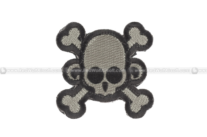 MSM SkullMonkey Cross Patch (ACUD)