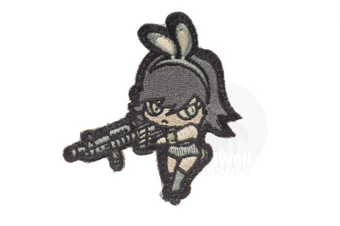 MSM Bunny Girl Patch (ACU)