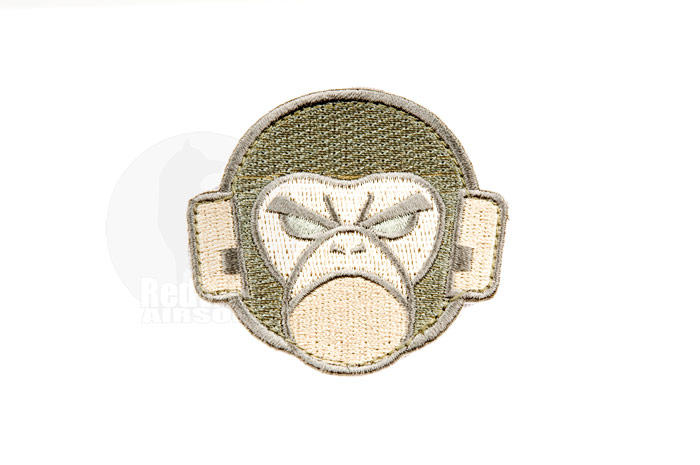 MSM MilSpec Monkey Logo Patch (ACU L)