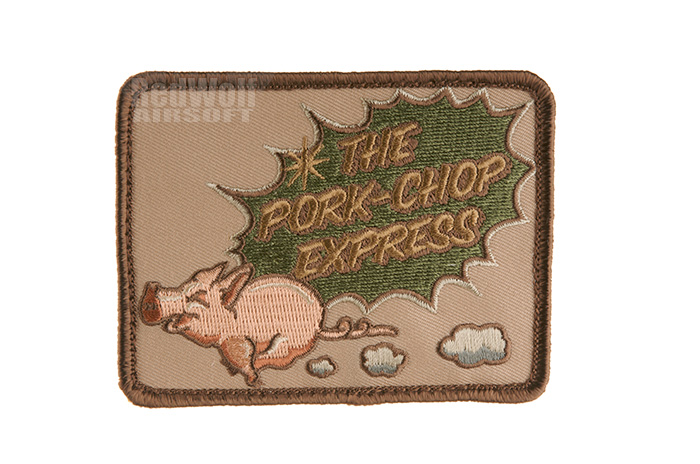 MSM Pork Chop Express Patch (Arid)