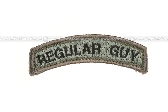 MSM Regular Guy Patch (ACUD)