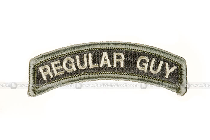 MSM Regular Guy Patch (ACUL)