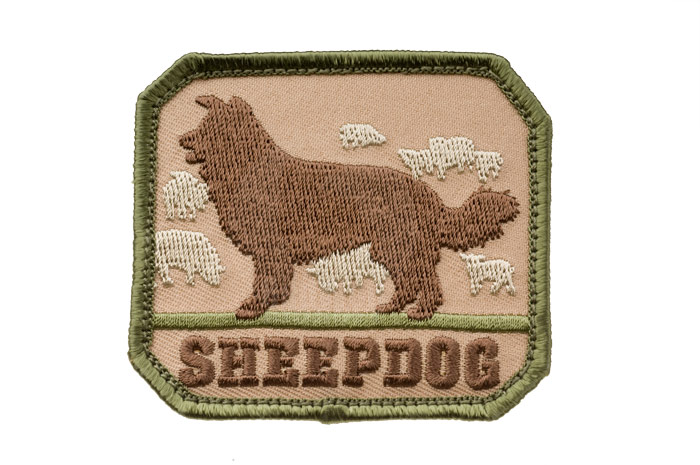MSM Sheep Dog Patch (Multicam)