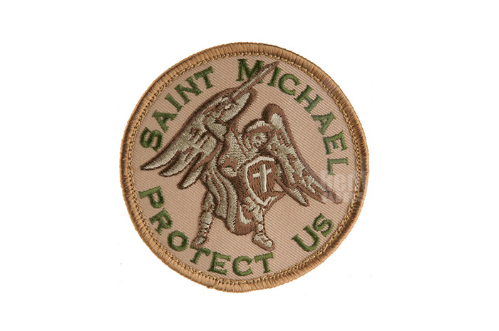 MSM Saint Michael Patch (Arid)