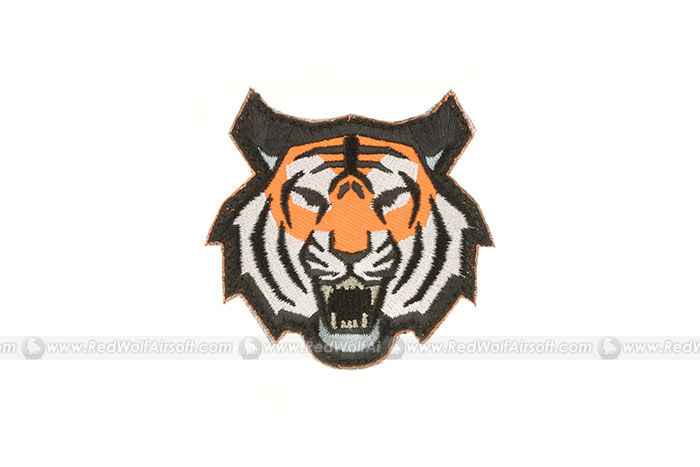 MSM Tiger Head Patch (Full Color)