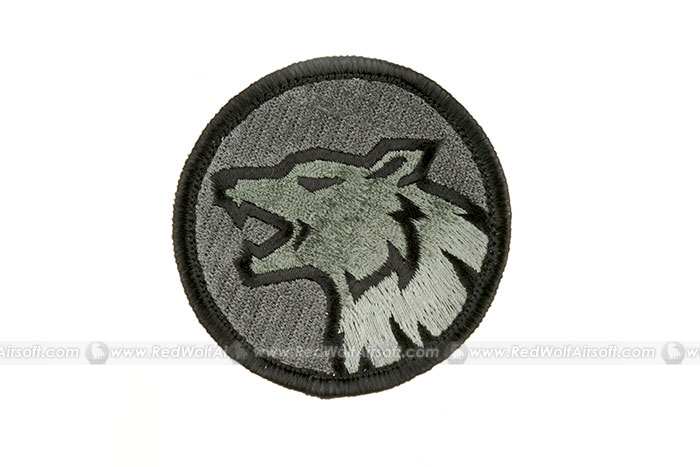 MSM Wolf Head Patch (ACUD)