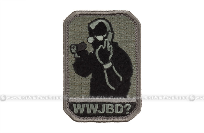 MSM WWJBD Patch (ACU)