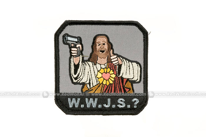 MSM Who Would Jesus Shoot? Patch (FC)