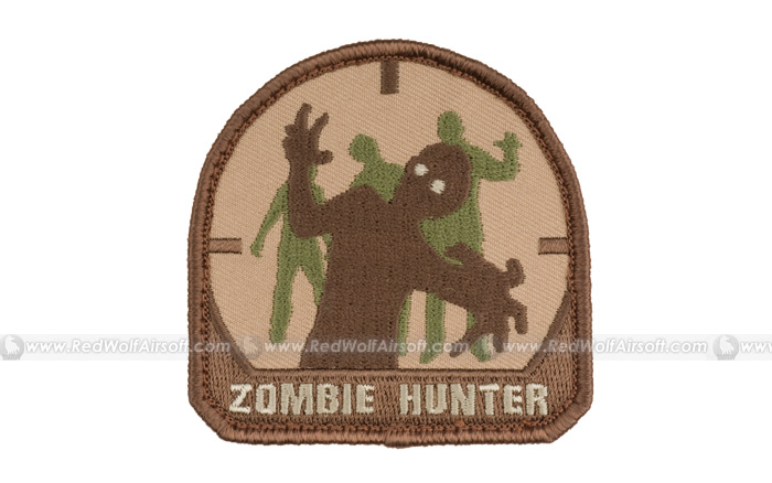 MSM Zombie Hunter Patch (Arid)