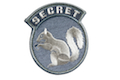 MSM Secret Squirrel Patch (ACUL)