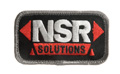 MSM NRS Solution Patch (Red/Black)