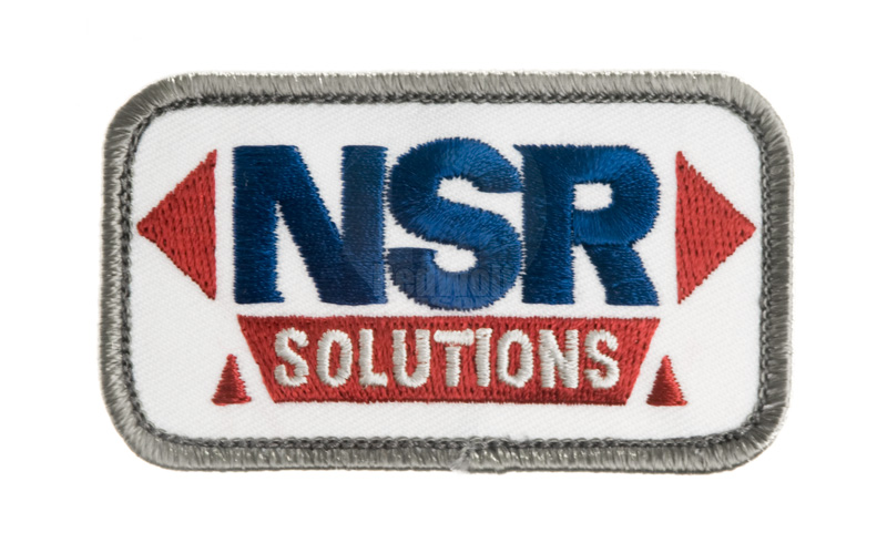 MSM NRS Solution Patch (White)