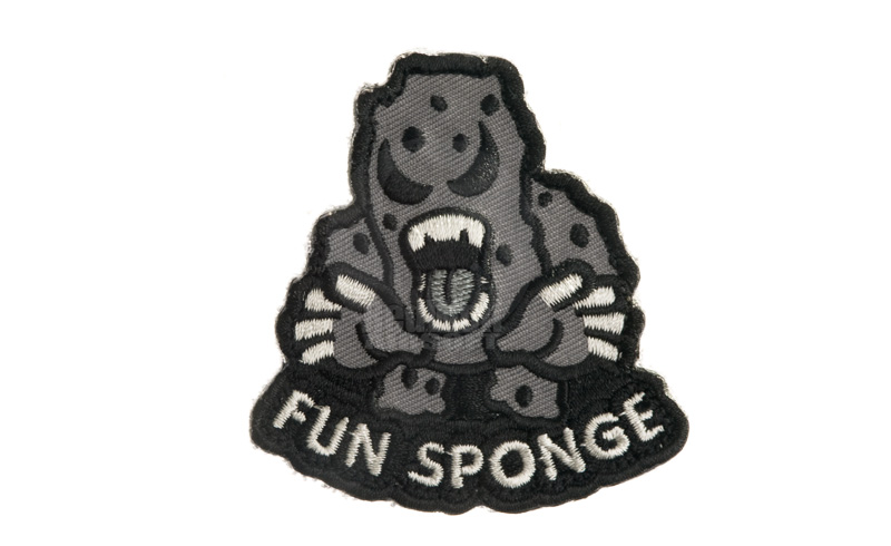 MSM Fun Sponge Patch (SWAT)
