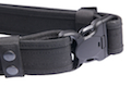 Milspex Waist Belt With Double Release Buckle (80-120cm / Black)<font color=red> (Holiday Blowout Sale)</font>