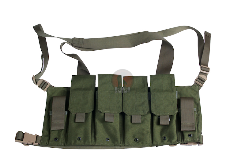 Milspex Tactical Chest Vests - OD