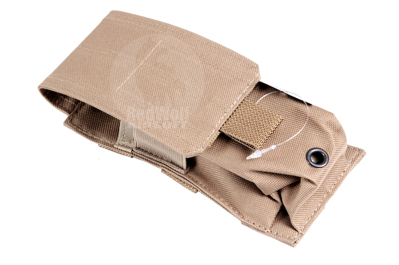 Milspex Single M14 Mag Pouch (TAN)