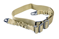 Milspex Two Point Bungee Sling (Coyote Brown)
