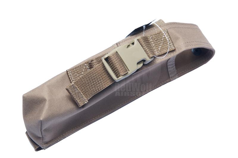 Milspex Single Pop Flare Pouch (TAN)